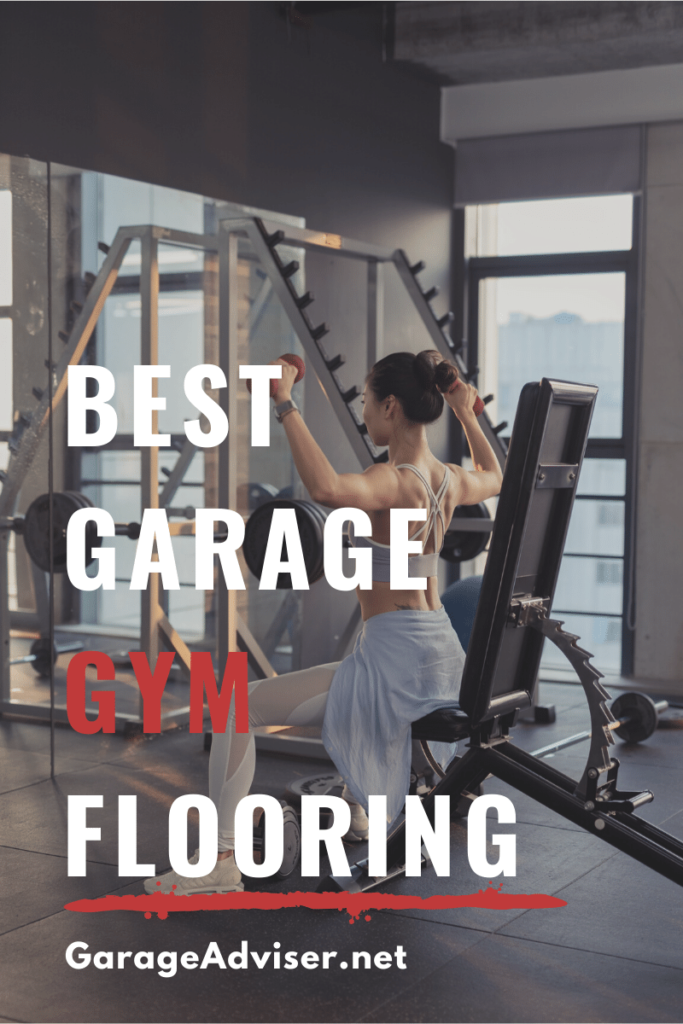 best garage gym flooring