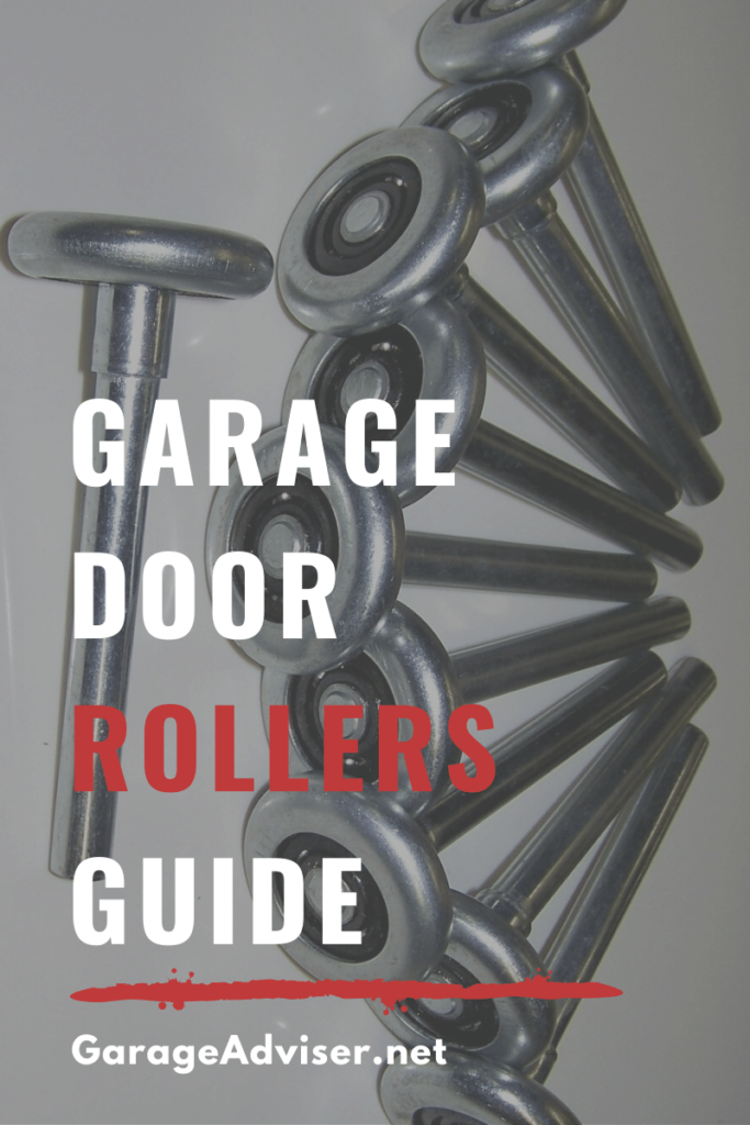 garage door roller guide