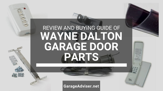 wayne dalton garage door parts