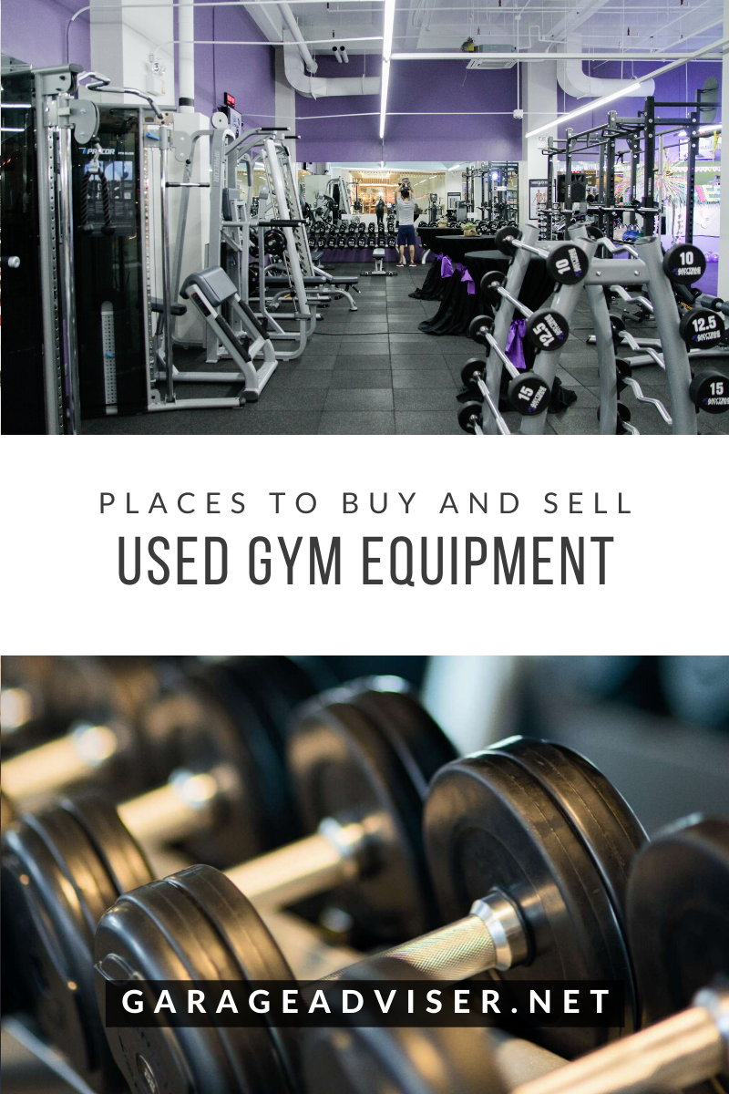 Used Gym Equipment: 11 Places To Buy & Sell Used Fitness ...
