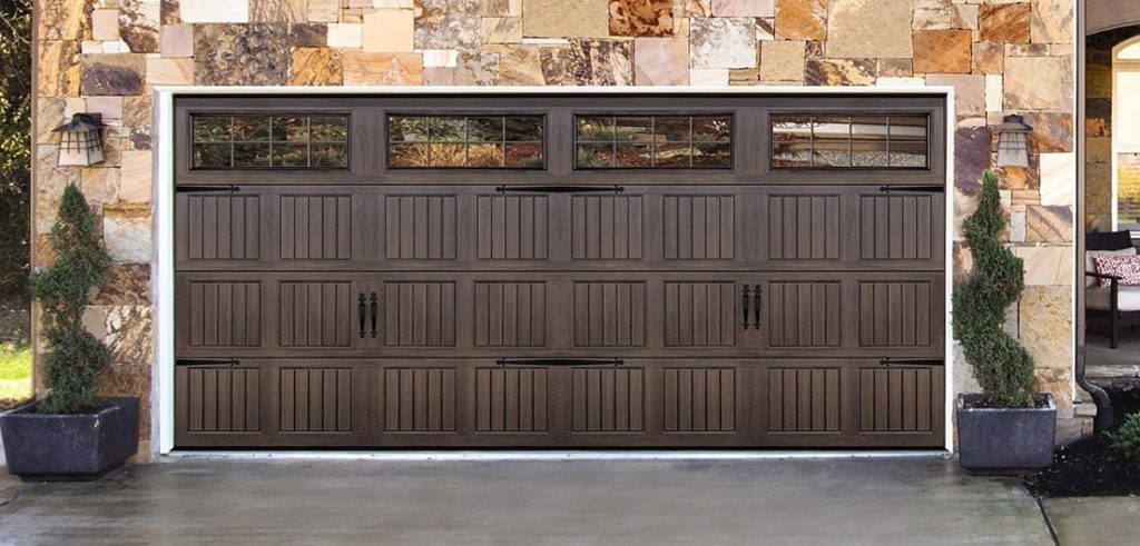 Wayne Dalton 8300 and 8500 Model Garage Doors