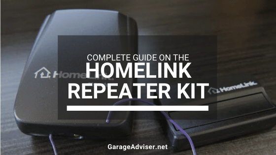 what is homelink repeater